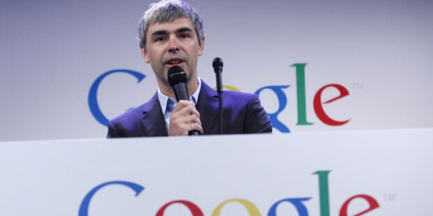 Larry Page enthüllt seine mysteriöse Krankheit