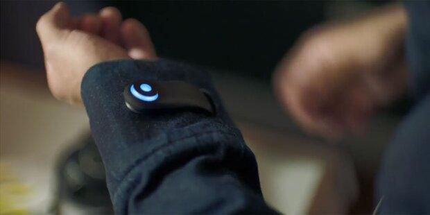 Smarte Jacke von Google & Levi's startet