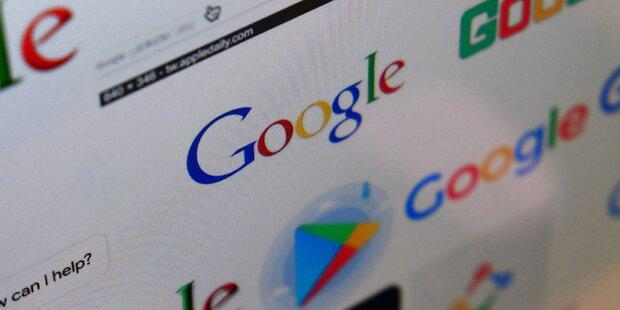 Google droht zweite Geldstrafe der EU