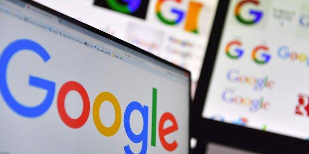 Google geht gegen EU-Rekordstrafe vor