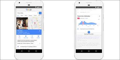 Google Maps mit coolen Live-Features