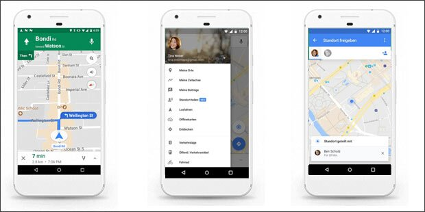 Neues Top-Feature bei Google Maps