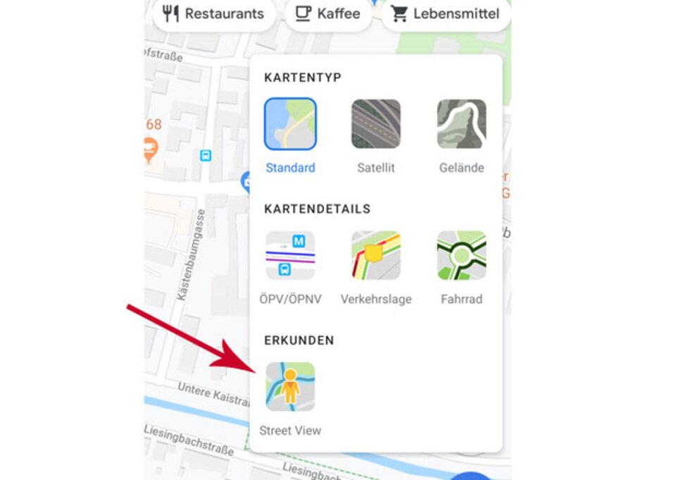 Google Maps Hat Neuen Ansichts Modus