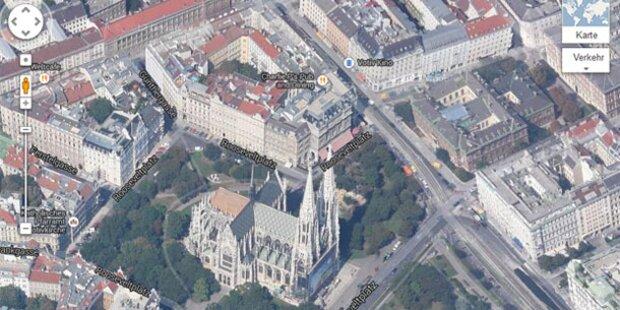 Google Maps wird jetzt noch aktueller