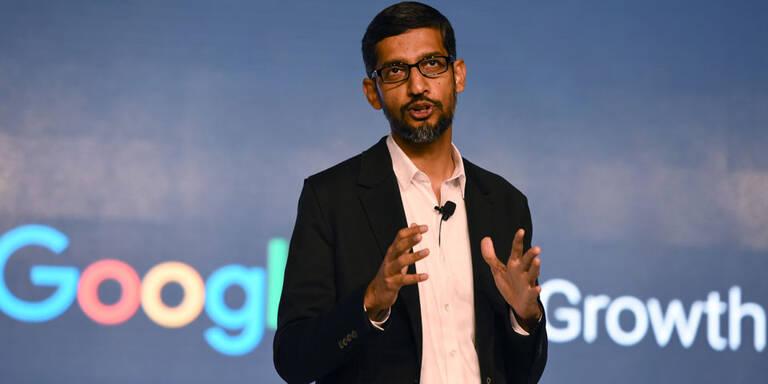 Google will komplett CO2-frei werden