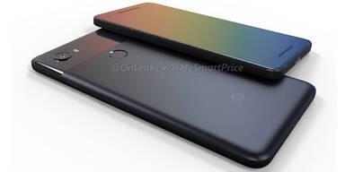 Google Pixel 2 greift das iPhone 8 an