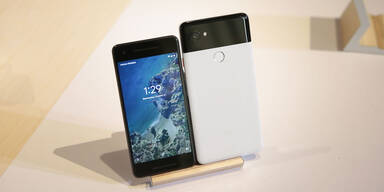 Google sagt Apples iPhone den Kampf