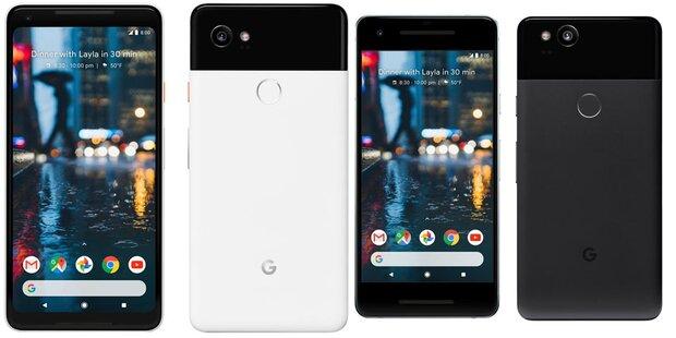 Das sind Googles neue iPhone-Gegner