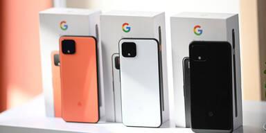 Google eröffnet seinen ersten Store