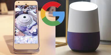 """Googles """"Geist im Server"""" startet"""