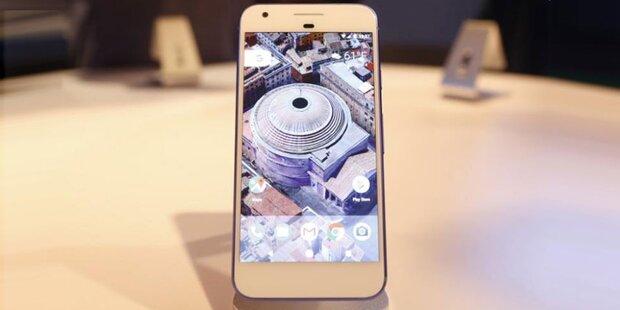 Google kauft HTCs Hardware-Sparte