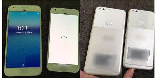 Google bringt zwei neue iPhone-7-Gegner
