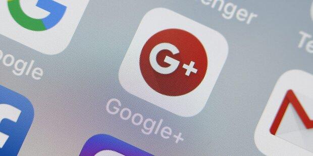 Google-Datenpanne trifft 52,5 Mio. User