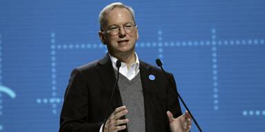 Ex-Google-Chef Schmidt zieht sich zurück