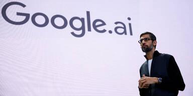Sex-Skandal: Google feuert Mitarbeiter