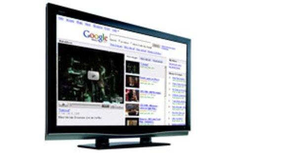 Matsushita & Google entwickeln Internet-Fernseher