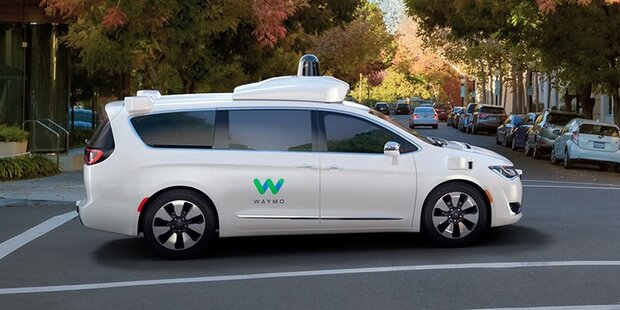 Uber weist Klau-Vorwürfe von Waymo zurück