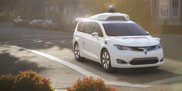 Lyft setzt jetzt Googles Robo-Autos ein