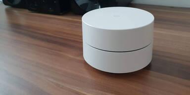 Google Wifi: Neuer Mesh-Router im Test