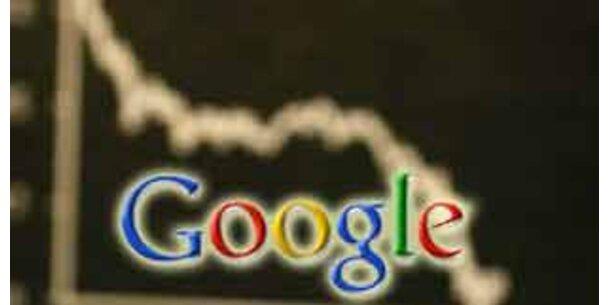 Google-Gründer verloren 8,5 Mrd. Dollar