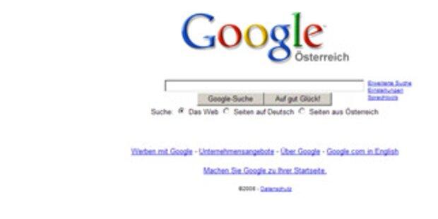 Jeder Dritte googelt seinen Namen