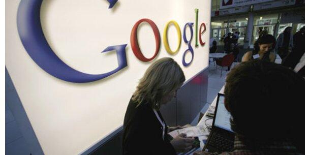 Google-Gewinn knackt Milliarden-Schwelle