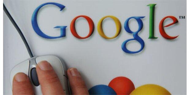 Google-Boss bleibt gelassen