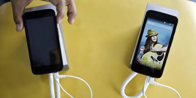 Android One geht an den Start