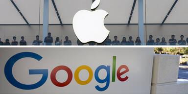 Apple und Google am innovativsten