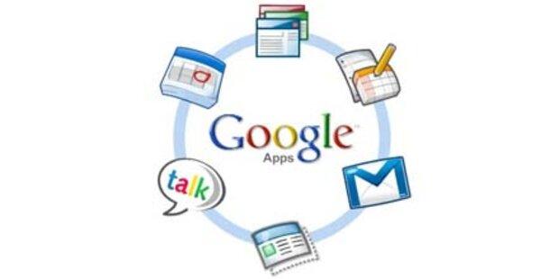 Google startet Marktplatz für Bürosoftware