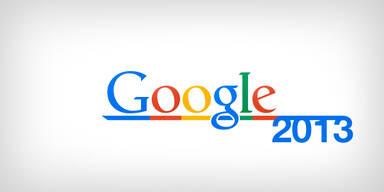 Google-Charts 2013: Das suchte Österreich