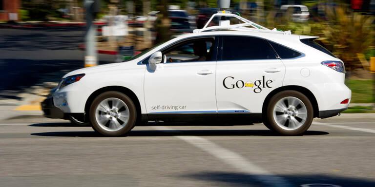 Google lernt seinen Autos das Hupen