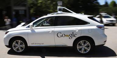 Roboter-Autos sollen Verkehr revolutionieren