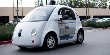 Fiat könnte das Google-Auto bauen
