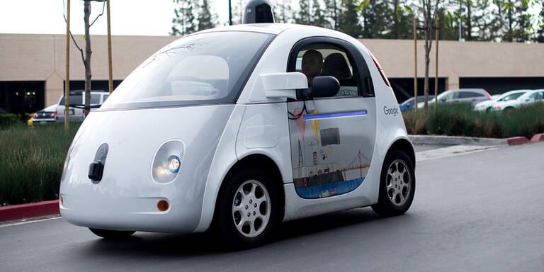 Chefentwickler von Google-Auto geht