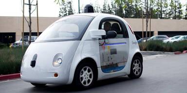 Fahren Google-Autos bald in Österreich?