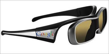 Google bringt revolutionäre Datenbrille