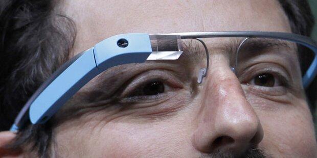 Google-Brille hat gute Marktchancen
