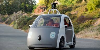 Google testet 150 autonome Autos