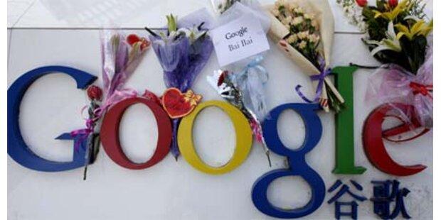 Google sagt China den Kampf an