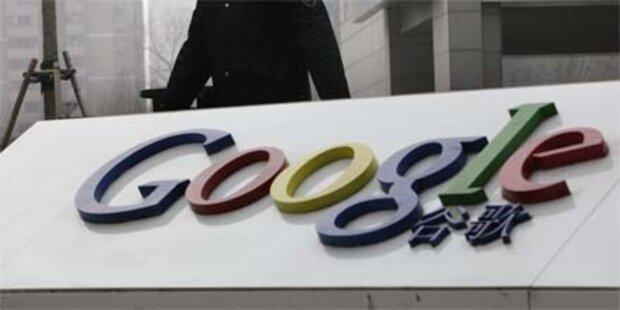 Google zieht sich doch aus China zurück