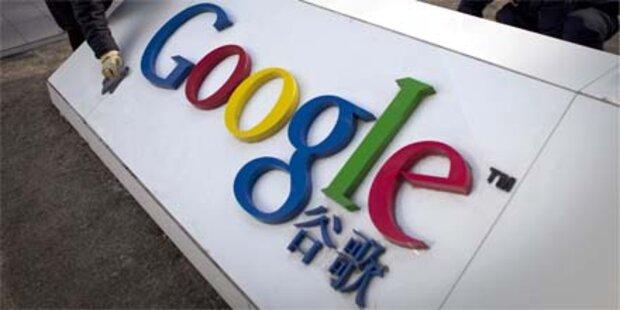 Google probt Aufstand gegen China