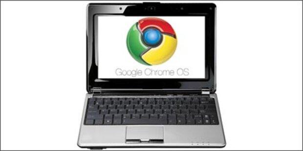 Nun kommen die ersten Google-Notebooks