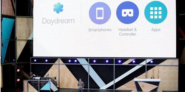 Google: VR vorerst nur mit Smartphones