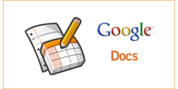 Mehr Gratis-Speicher für Google Docs