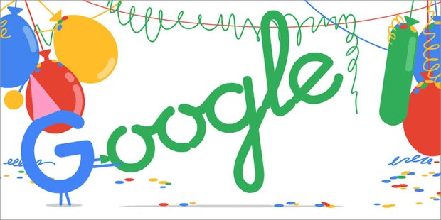 Beeindruckende Fakten über Google