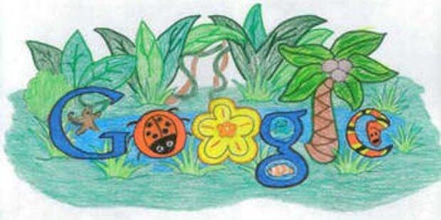 Die Sieger des Google Doodle-Wettbewerbs
