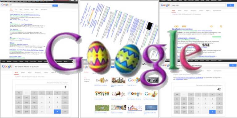 Easter Eggs: Das sind die besten Google-Gags