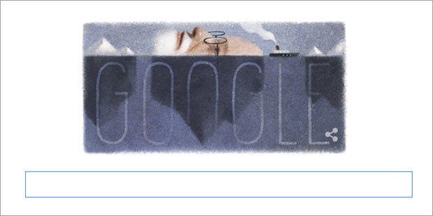 Google Doodle ehrt Sigmund Freud