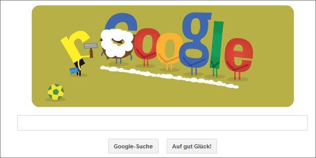 Witzigstes Google Doodle aller Zeiten